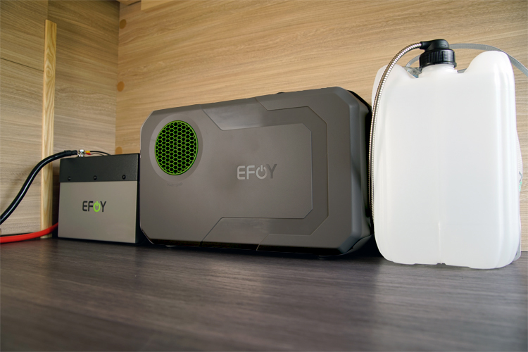 Efoy Hybridpower Einbau 750x500