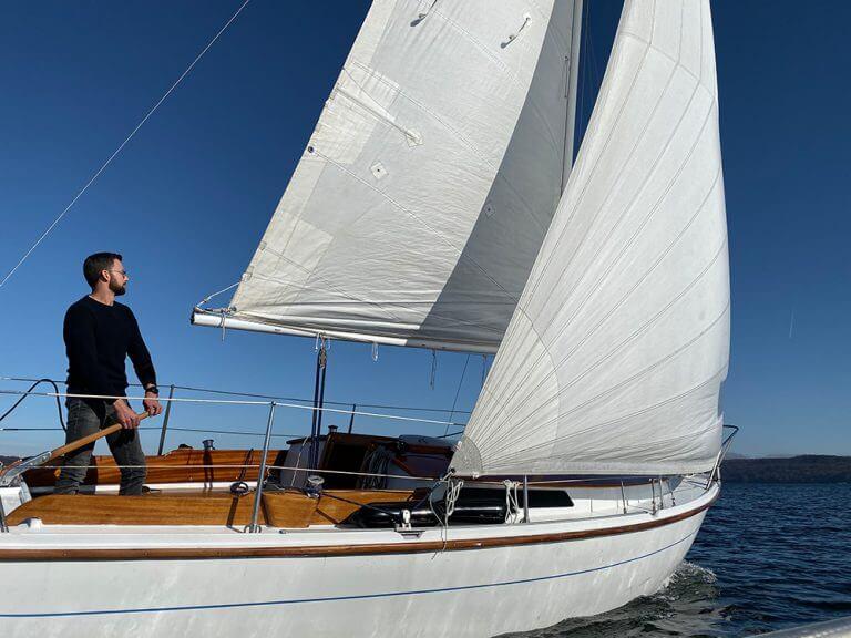 Segeln Segelboot Sonne