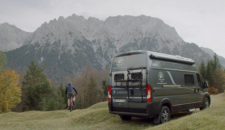 Van Berge Fahrrad